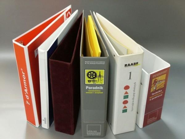 Segregatory zgrzewane foliowe