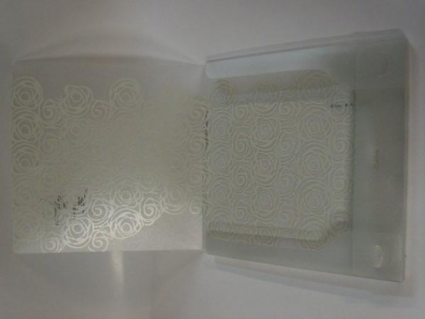 Teczki sztancowane polipropylen