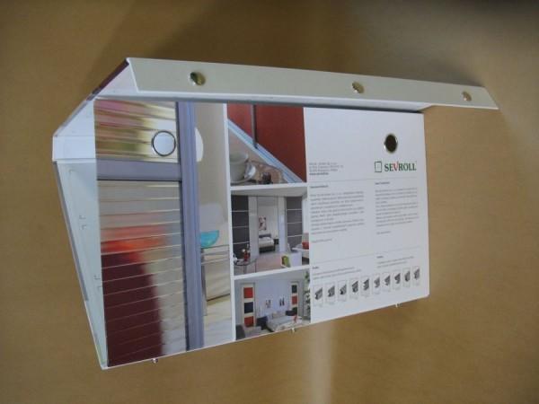 teczka kaszerowana obrazkowa otwarta